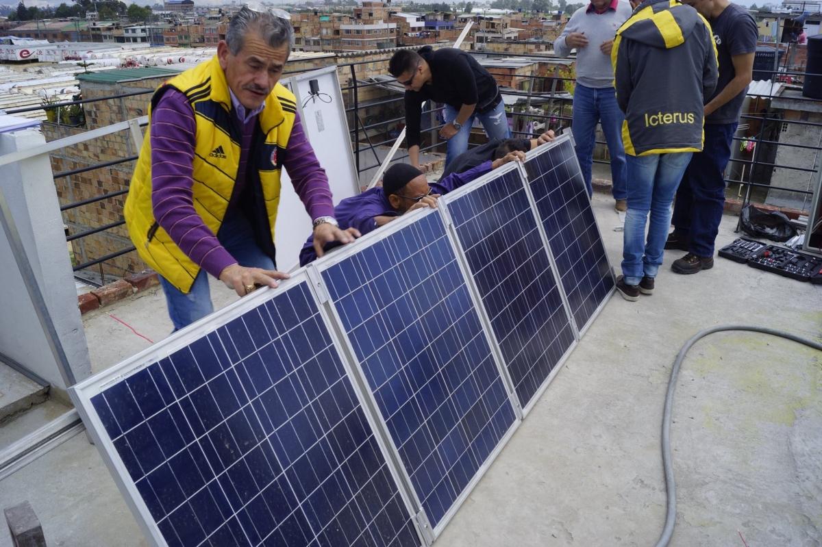 Curso Energ 237 A Solar Fotovoltaica